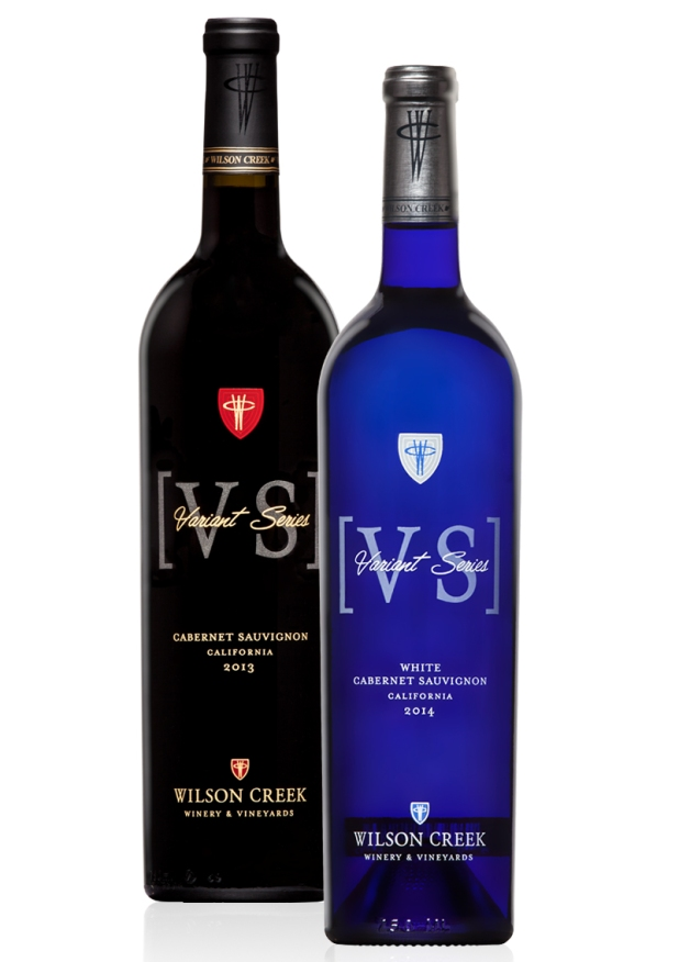Variant Series Cabernet Sauvignon and White Cabernet